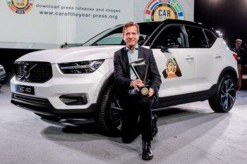 """Volvo XC40 xuất sắc nhận giải """"Xe Châu Âu của năm 2018"""