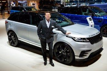 SUV Range Rover Velar tiến gần đến chiến thắng kép tại giải Ôtô Tốt nhất Thế giới 2018