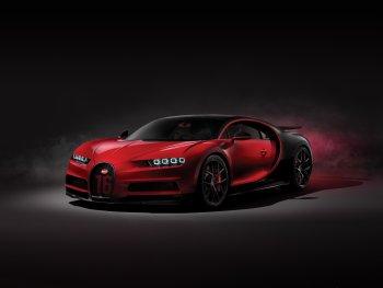 "Ngắm Bugatti Chiron Sport ""đắt tiền"" nhất Geneva Motor Show"