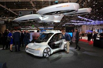 "Audi ""bay"" đến Triển lãm Ôtô Geneva 2018"