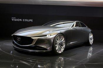 Mazda Vision Coupe ẵm giải xe đẹp tại Geneva Motor Show 2018