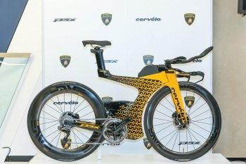 """Lamborghini mang """"siêu"""" xe đạp tới triển lãm Geneva"""