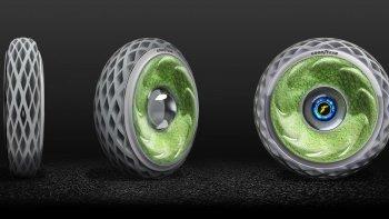 Lốp xe Goodyear có thể làm sạch không khí