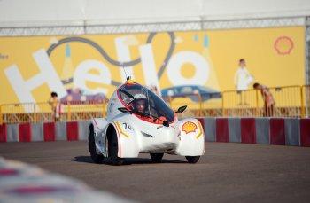 Sinh viên Việt vô địch châu Á nhờ chế tạo xe điện chạy hơn 129km chỉ với 1kWh