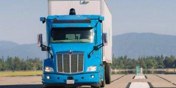Xe tải tự lái Waymo chuẩn bị vận chuyển hàng cho Google