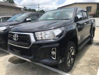 Toyota Hilux 2018 chuẩn bị được ra mắt tại Thái Lan
