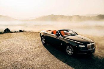 Rolls-Royce Dawn Aero Cowling: Bom tấn mới giới siêu xe