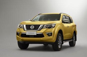 Nối tiếp Thái Lan, Nissan Terra đổ bộ Indonesia