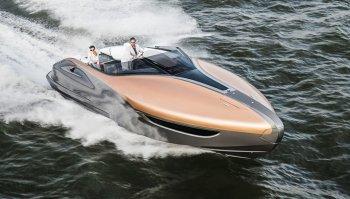 Lexus sản xuất du thuyền, đối đầu Mercedes-Benz
