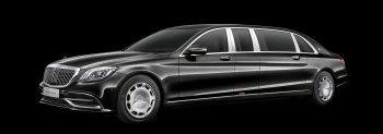 Mercedes-Maybach Pullman 2019 có giá từ 619 nghìn USD