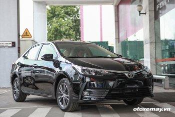 Toyota Việt Nam triệu hồi 16 chiếc Corolla Altis