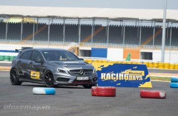Rheinol Racing Days thắp lửa đua xe tốc độ Việt