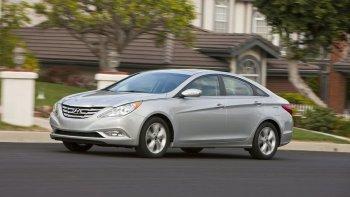 Hàng loạt xe Hyundai Sonata bị điều tra vì túi khí không bung khi va chạm