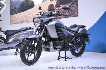 Suzuki đưa Intruder 150 FI lên kệ với giá gần 40 triệu đồng