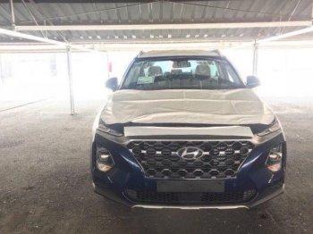 """Hyundai Santa Fe 2019 """"gây sốt"""" khi xuất hiện tại Việt Nam"""
