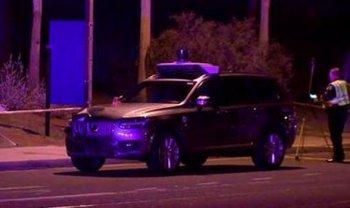 Xem video xe tự lái Uber đâm vào người qua đường