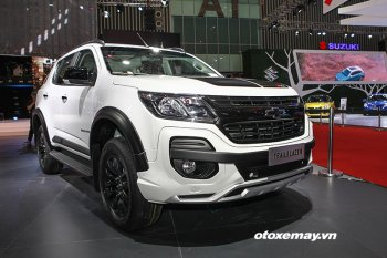 Chevrolet Trailblazer miễn thuế về Việt Nam, cạnh tranh Toyota Fortuner