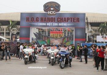Day of H.O.G 2018, ngày của những tín đồ đam mê Harley-Davidson