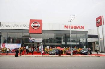 Nissan Phạm Văn Đồng chính thức đi vào hoạt động