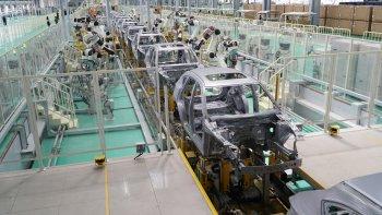 THACO khai trương dây chuyền chuyên lắp ráp xe Mazda