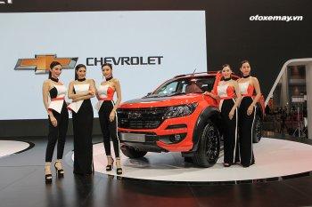 Bangkok Motor Show 2018: Chevrolet trình làng Colorado Highcountry Storm nâng cấp