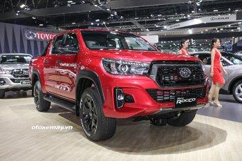 Bangkok Motor Show 2018: Cận cảnh phiên bản nâng cấp Toyota Hilux
