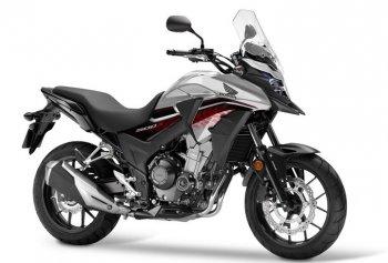 Honda CB500X 2018 chính hãng Việt Nam bất ngờ xuất hiện