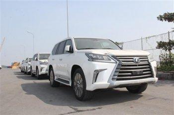 """""""Lúng túng định danh"""" lô xe nhập khẩu từ Indonesia của Toyota Việt Nam"""