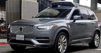 Uber bị cấm thử nghiệm xe tự lái sau tai nạn chết người