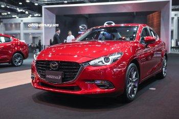 Mazda 3 2018 được nâng cấp với camera 360