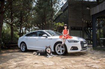 """Audi A5 Sportback mới tại Việt Nam: """"Ăn"""" xăng ít hơn mà mạnh hơn"""