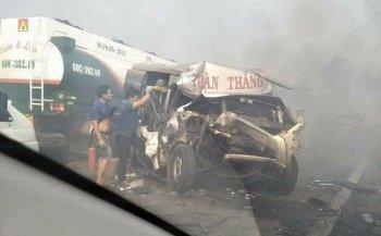 Bài học rút ra từ tai nạn liên hoàn trên cao tốc Long Thành - Dầu Giây