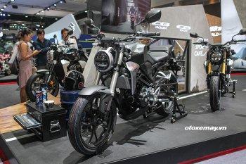 Bộ ba Honda Neo Sports đổ bộ xuống Bangkok Motorshow 2018