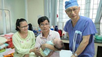 """Hyundai góp phần đem lại """"nụ cười"""" cho trẻ em Việt"""