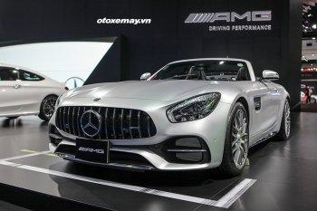 Cận cảnh cỗ máy tốc độ Mercedes-AMG GT C 2017