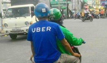 """Uber chính thức """"chia tay"""" khách hàng Việt từ hôm nay"""