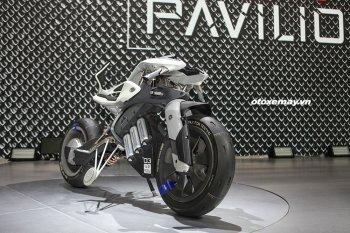 Chi tiết mô-tô thông minh Yamaha MOTOROiD