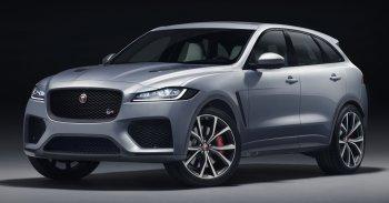 Jaguar sẽ sản xuất SUV J-Pace vào năm 2021?