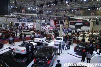 Tiêu thụ ôtô tháng 3/2018 tăng hơn 70%