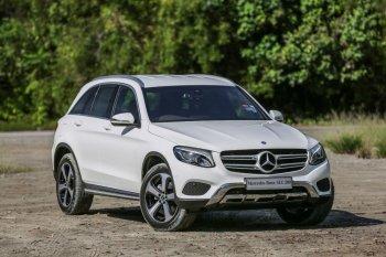 Mercedes-Benz GLC phiên bản mới sắp đến tay khách Việt