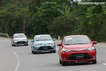 Toyota Việt Nam: Xe lắp ráp thăng hoa, xe nhập èo uột