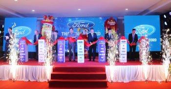 Đại lý ủy quyền thứ 37 của Ford Việt Nam đi vào hoạt động