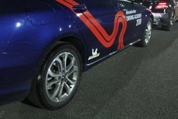 Lốp xe Michelin - một phần tạo nên thành công của MBDA 2018