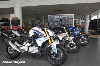 Cận cảnh bộ đôi 300cc sắp được BMW phân phối chính hãng tại Việt Nam