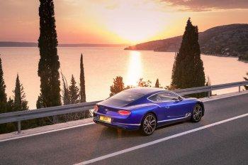 Siêu xe Bentley Continental GT hứa hẹn có phiên bản chạy điện