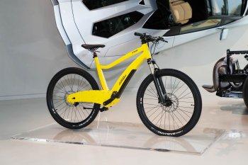 """Lamborghini ra mắt """"siêu"""" xe đạp điện đầu tiên"""