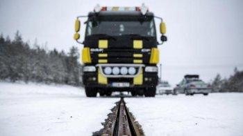 Thụy Điển khai trương đường sạc xe điện đầu tiên trên thế giới