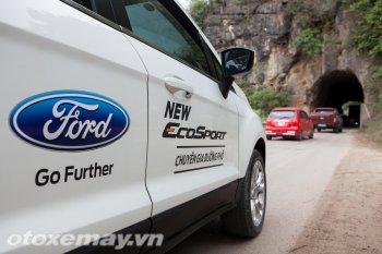 Ford EcoSport 2018 ngang dọc mọi nẻo đường