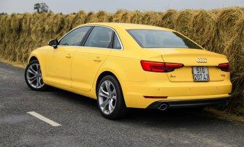 Audi Việt Nam triệu hồi xe A4 và A5 Sportback để thay nẹp chỉ
