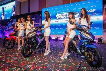 SYM ra mắt xe hyper-underbone 183cc, cạnh tranh Yamaha Exciter